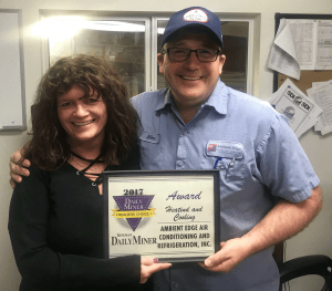 Kingman Daily Miner 2017 Readers Choice Award